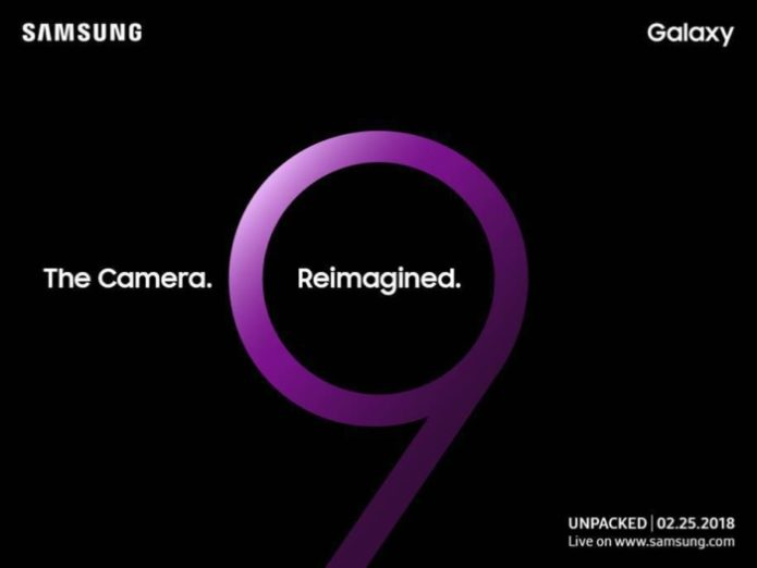 Samsung's Galaxy S9 is coming February 25. Here's everything we know about it