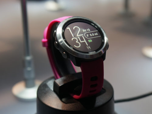 Garmin Forerunner 645 Music first look, hands-on review : Running to the beat
