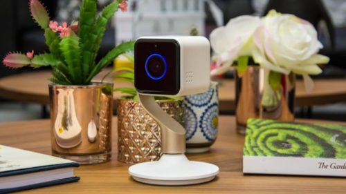 Hive View hands-on: Yves Béhar's beautiful Nest Cam rival