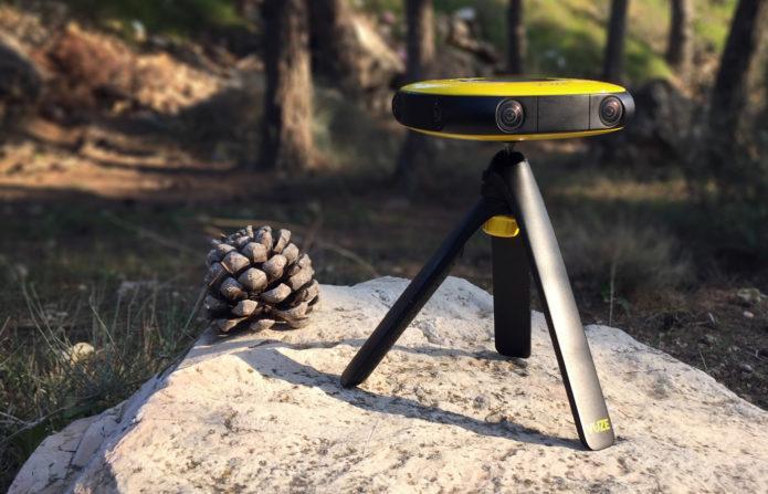 Humaneyes Vuze VR Review