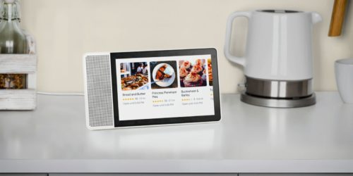 Lenovo Smart Display hand-on review: Google Assistant takes on the Amazon Echo Show