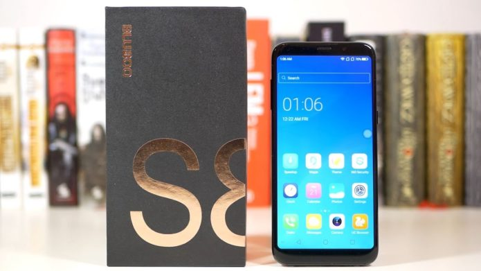 Bluboo S8 Hands-on Review : First Impressions