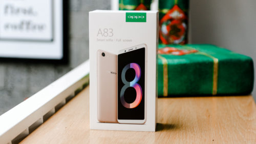 OPPO A83 Review: Pint-Sized Selfie Expert?