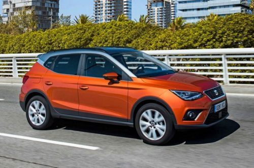 Seat Arona review: A smooth ride with a surprising amount of space inside