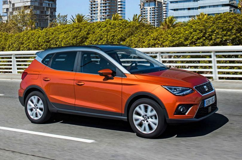 Seat Arona Review A Smooth Ride With A Surprising Amount