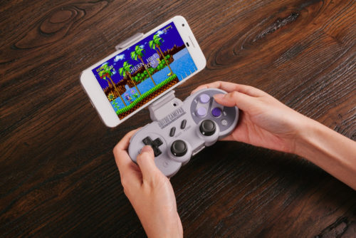8bitdo SN30 Pro review: A Super Nintendo-inspired controller for the PC