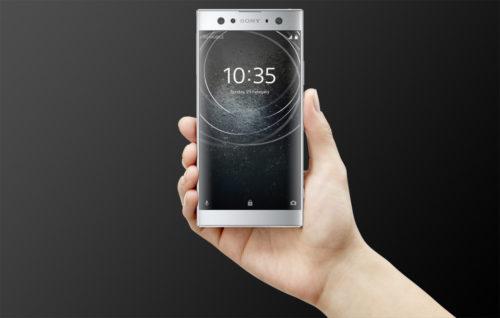 Sony Xperia XA2 hand-on review: 23 megapixel pics plus super-wide selfies