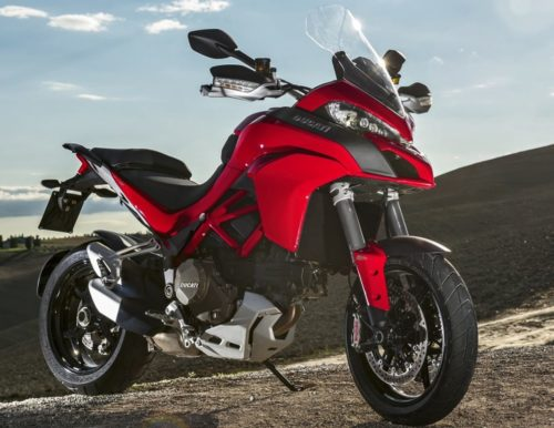 Top Five Features Of The 2018 Ducati Multistrada 1260