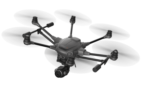 Yuneec Reveals Typhoon H Plus Drone