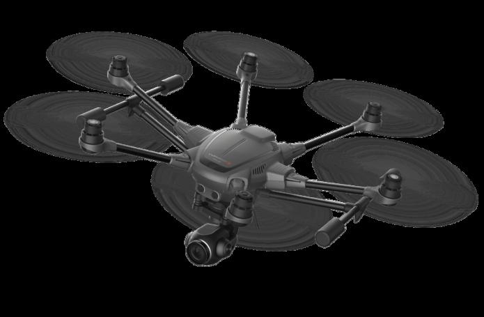 Yuneec Reveals Typhoon H Plus Drone
