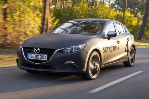 2018 Mazda 3 Skyactiv-X prototype review : FIRST DRIVE