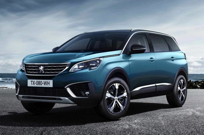 How to spec a Peugeot 5008