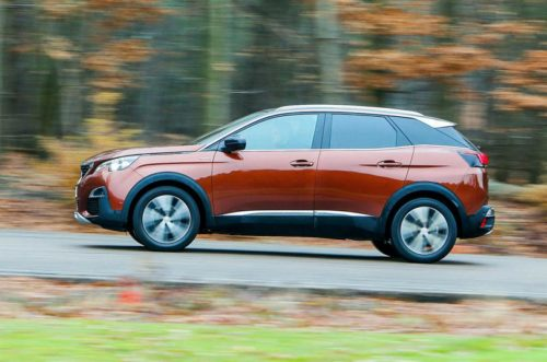 How to spec a Peugeot 3008