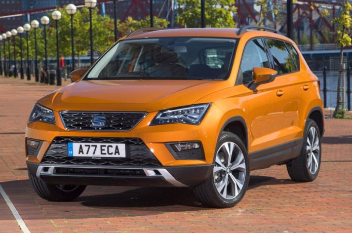 How to spec a Seat Ateca