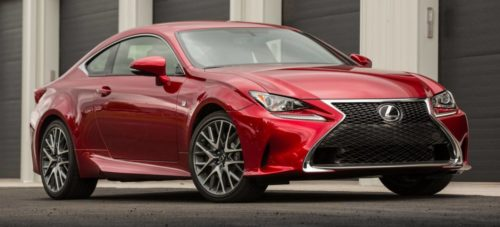Lexus RC 300h review: The coupé conundrum