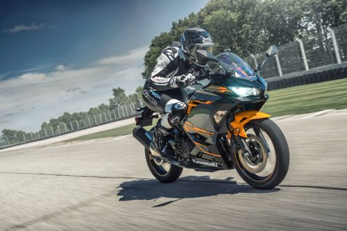 Top 10 Features Of The 2018 Kawasaki Ninja 400