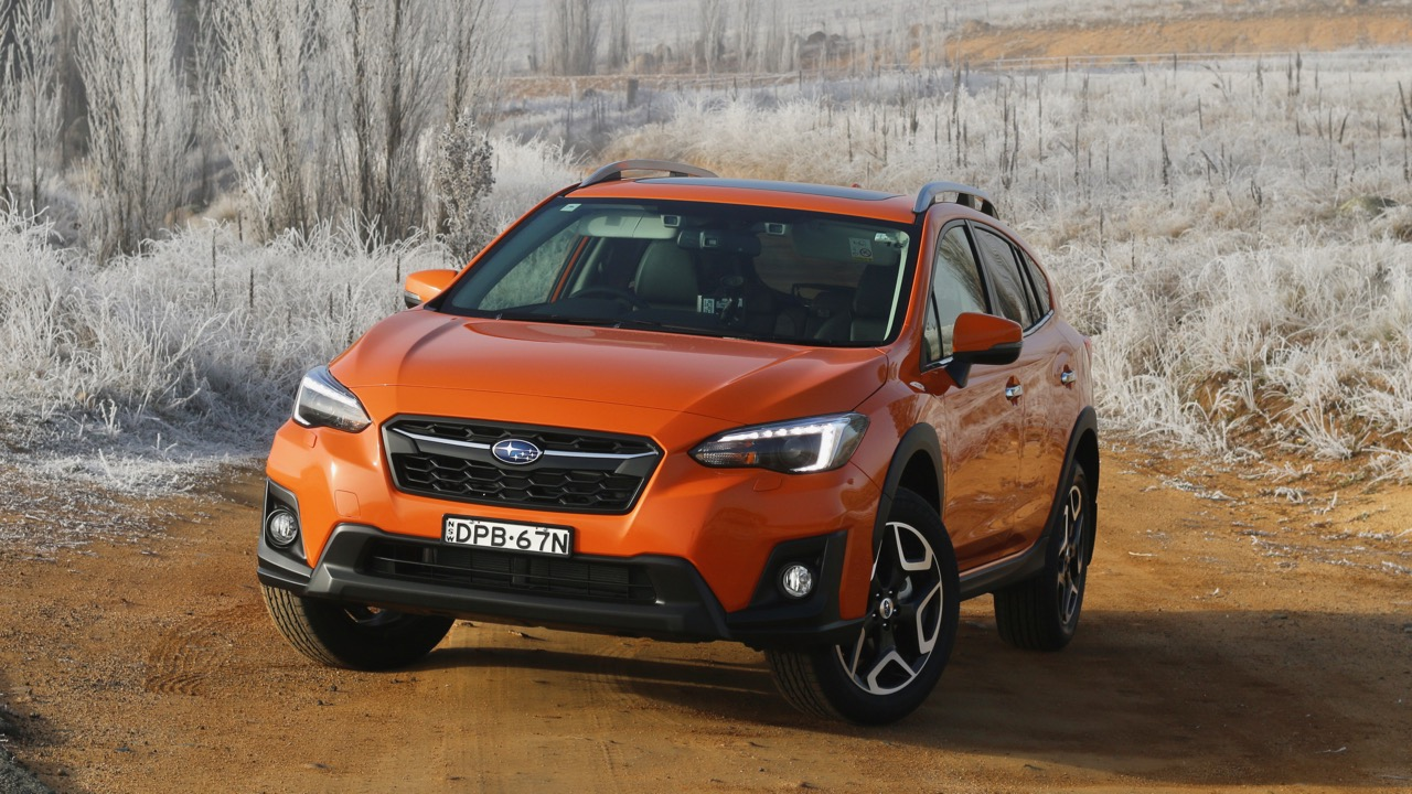 subaru xv review a crossover with real substance gearopen. Black Bedroom Furniture Sets. Home Design Ideas