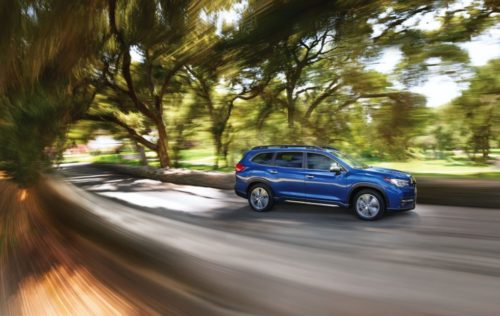 2019 Subaru Ascent 3-row SUV priced up with standard AWD