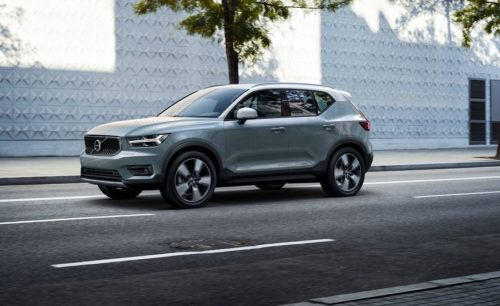2019 Volvo XC40 Review