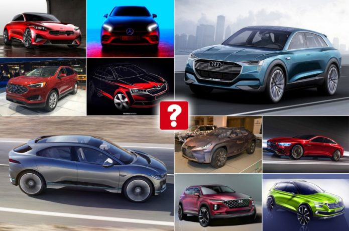 Geneva motor show 2018 – all the star cars to watch out for