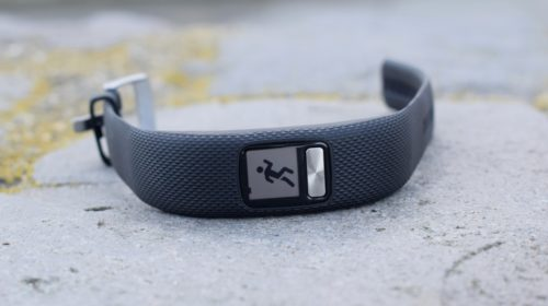 Garmin ​Vivofit 4 review : The Vivofit 4 is all about the basics, but it's no slouch