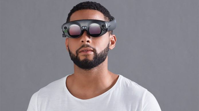 10 things we just learned about Magic Leap One from CEO Rony Abovitz - Shaq is all about it
