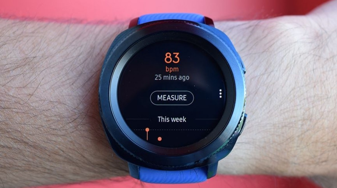 And finally samsungs blood pressure tracking smartwatch and more aloadofball Images