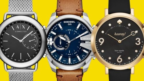 Every Fossil Group designer wearable launched so far – and still to come – in 2018