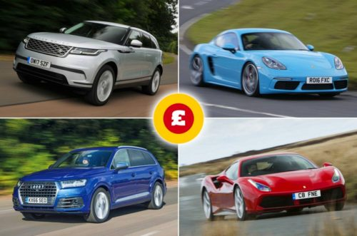 The 10 slowest-depreciating cars 2018