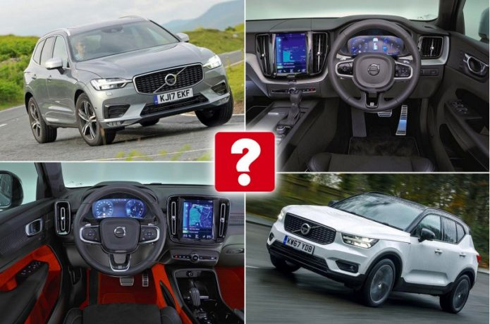 New Volvo XC40 vs used Volvo XC60: which is best?