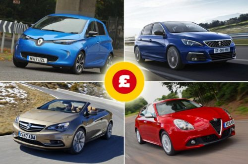 The 10 fastest-depreciating cars 2018
