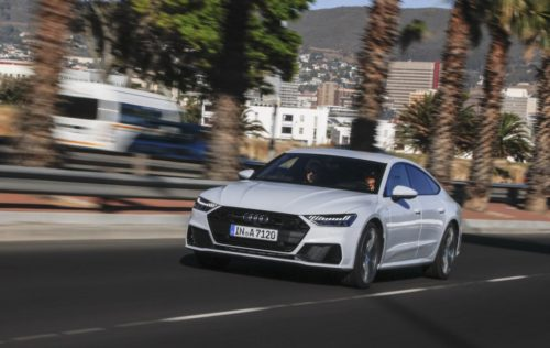 2019 Audi A7 Sportback First Drive Review
