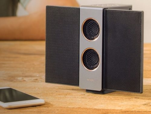 BenQ treVolo S Bluetooth Portable Electrostatic Speaker Review – A Unique Folding Speaker
