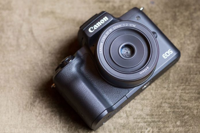 Canon EOS M50 first look review