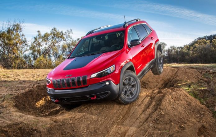 2019 Jeep Cherokee First Drive: More than just a new face