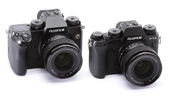 Fujifilm_X-H1_X-T2_Side-by-side