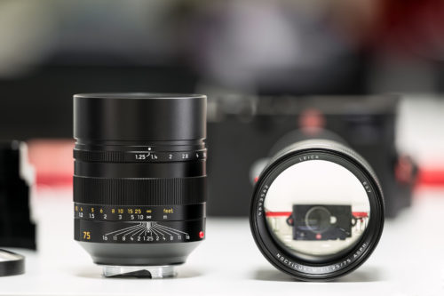 Leica Noctilux-M 75mm f/1.25 ASPH Review : First Look