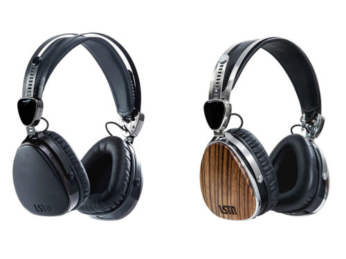 LSTN Troubadour Review : A unique set of wood-based wireless headphones with heart