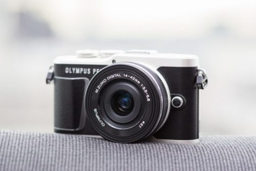 Olympus PEN E-PL9 first look