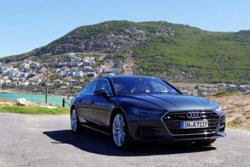 Audi A7 Sportback (2018): Test driving Audi's smartphone-inspired coupé