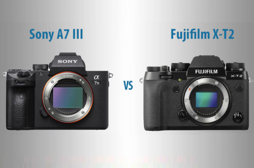 Sony A7 III vs Fujifilm X-T2 – The 10 Main Differences