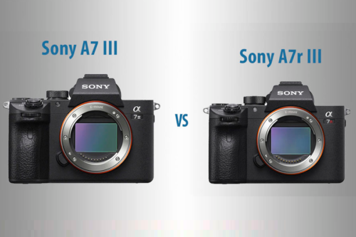 Sony A7 III vs A7R III – The 10 Main Differences