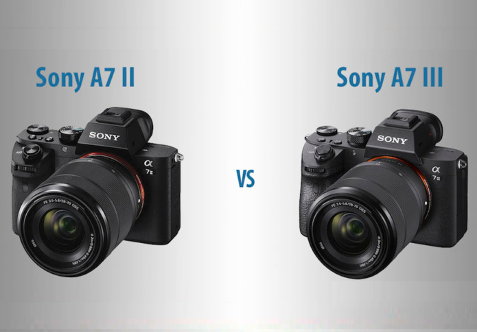 sony a7 ii vs a7 iii the 10 main differences gearopen. Black Bedroom Furniture Sets. Home Design Ideas