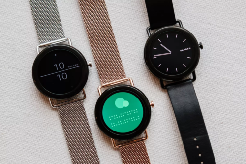 Skagen Falster review : Danish watchmaker's first Android Wear smartwatch will turn heads