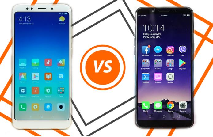 2018Q1 Budget Mid-Range Face-Off: OPPO A83 Vs Xiaomi Redmi 5 Plus