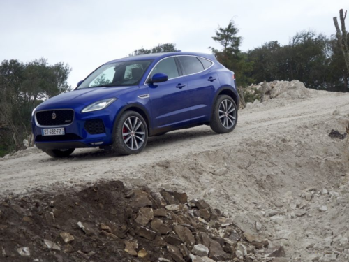 2018 Jaguar E-PACE First Drive Review : The crossover cub
