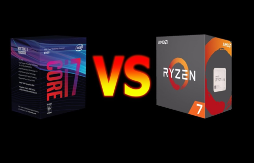 AMD Ryzen 7 2700U vs Intel Core i7-7700HQ – the new opponent