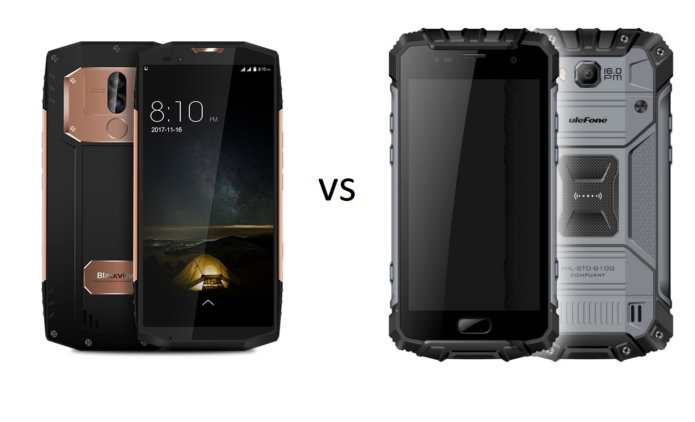 Rugged Wars: Blackview BV9000 VS. Ulefone Armor 2 - The Battle of the Beasts