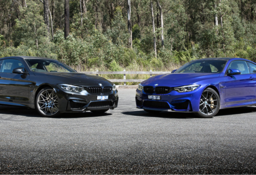 2018 BMW M4 Pure v M4 CS comparison