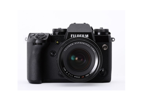 Fujifilm X-H1 Hands-on, first look review : Meet Fujifilm's most advanced X-series camera yet
